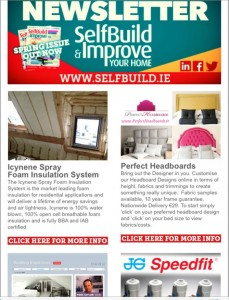 Self Build Newsletter March 2015