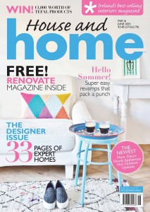 House and Home Magazine May / June 2015