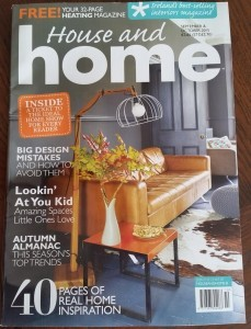 House and Home Sept/Oct 2015