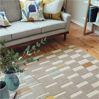 1-grey-blok-dandelion 24101-geometric-rug-by-scion