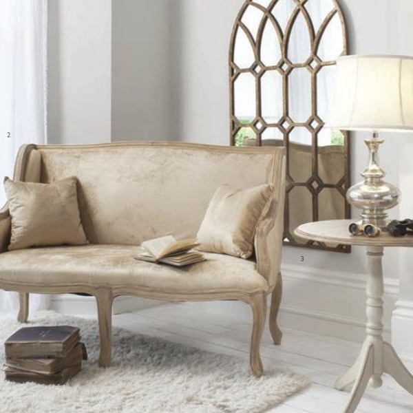 2 EMELIA 2 SEAT SOFA PALE product code 5055299464601