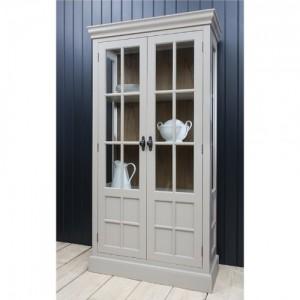 Casa Display Grey Cabinet 5055299491638