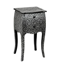 Marrakech 2 Drawer Bedside Cabinet 88000