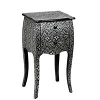 Marrakech 2 Drawer Bedside Cabinet 88000