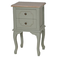 Orchard 2 drawer End Table 15110