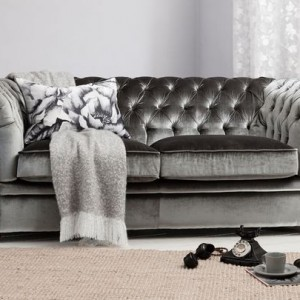Sarina Soft Grey Sofa  product code 5055299489901