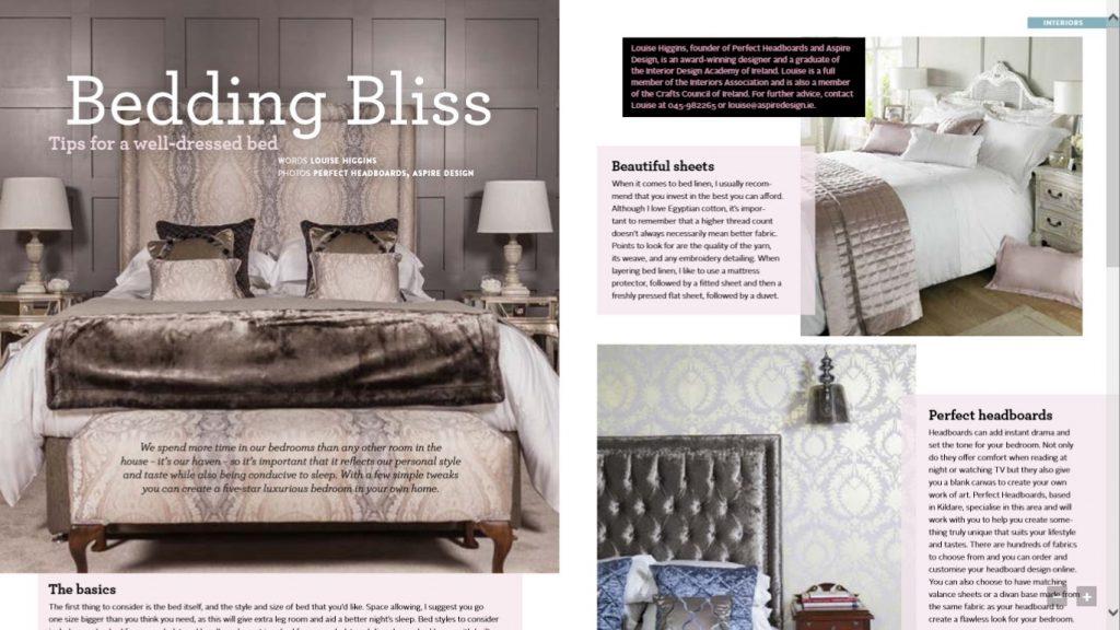 bedding bliss
