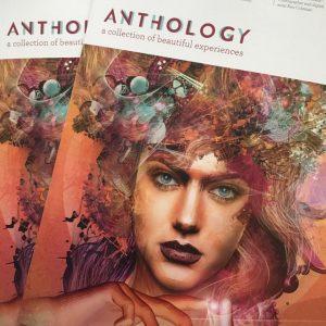 anthology magazine cover