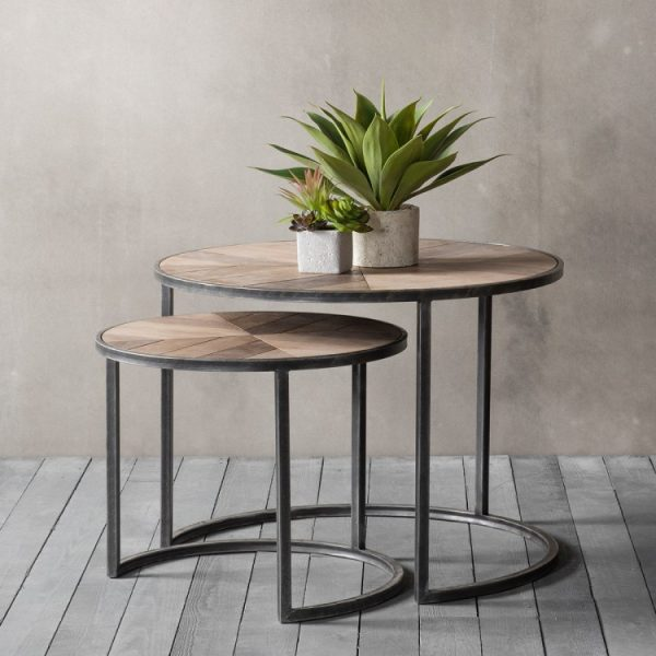 dougas coffee table nest from Aspire Design