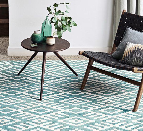Nahli rug by Romo from Aspire Design