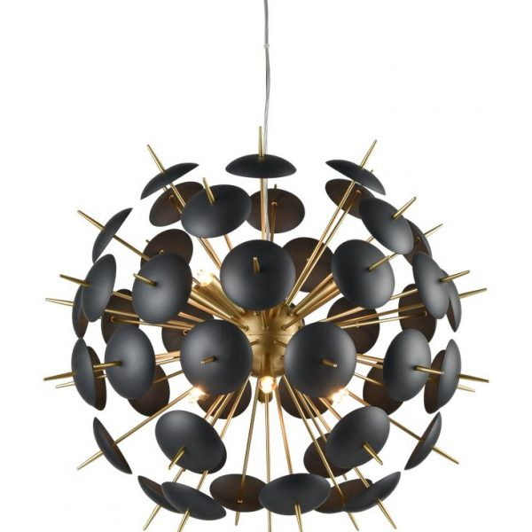 Dandy 12 light ceiling pendant from Aspire Deisgn €1,071