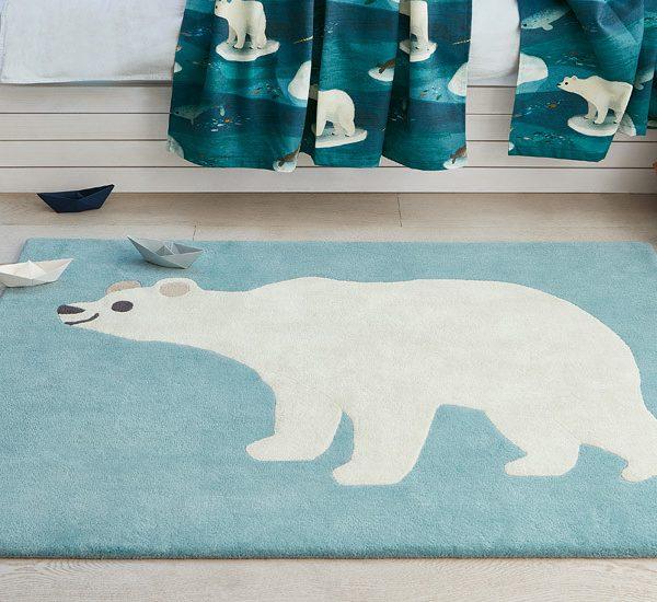 Arctic Bear Rug from Aspire Design