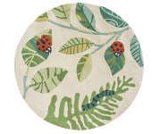 ladybugs rug 2